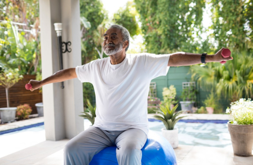 Diet and Exercise for Seniors: What Do These Offer?