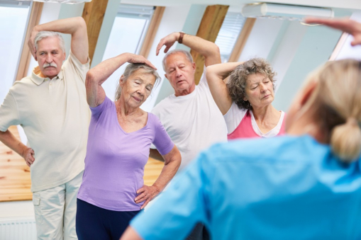 Motivating Seniors to Exercise